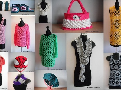 Free crochet video tutorials on my channel