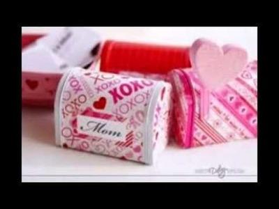 How To Make Valentine Mailbox Craft