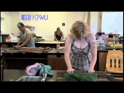 KTWU - Sunflower Journeys - Handspun Yarns - Harveyville Project