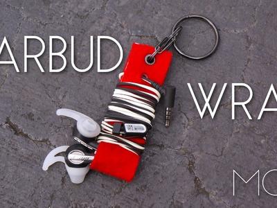 Mini MOD Monday: DIY Earbud Wrap Keychain