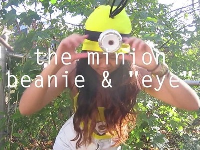 MUSE X DIY: Minion Halloween Costume