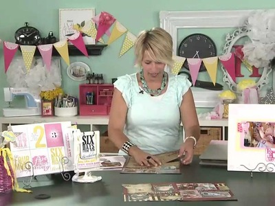 My Craft Channel: Heidi Swapp Memorable Birthday Ideas