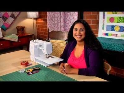 Sew Little Nursery Design with Vanessa Wilson on Craftsy.com