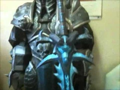 The Lich King Paper Model (Papercraft)