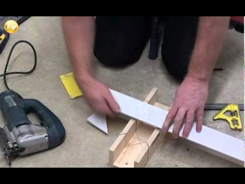 Tommy's Trade Secrets - How To Fit Architrave