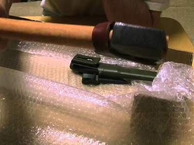 Unboxing Gränsfors Bruks small forest axe and other items