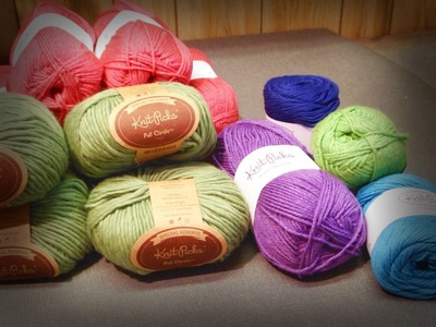 YARN HAUL with my Sister, Rebekah (part one) | eclecticdesigns