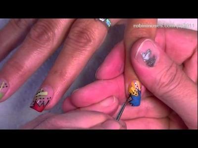 Art pop Nail Art