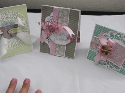 Card share. Discount paper crafts DT Projects