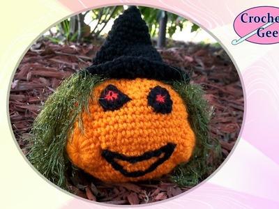 Crochet Pumpkin - Crochet Geek