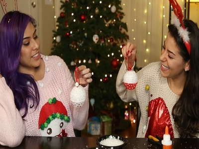 Cupcake Ornament DIY w. TiffyQuake ♥