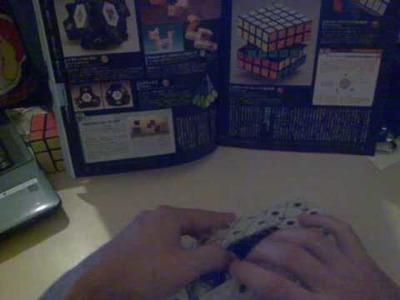 Di-Cube Folding Puzzle