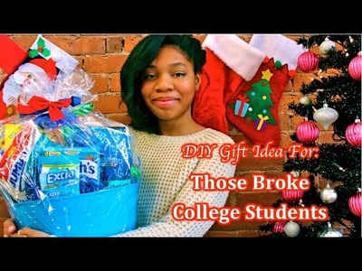 DIY Gift Idea For Those Broke College Students! Sia Blu
