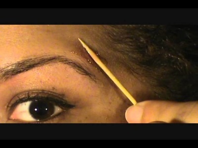 DIY: How To Wax Your Own Eyebrows