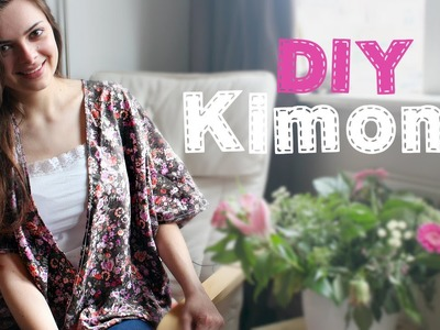 DIY Kimono | Beginner's Sewing Project
