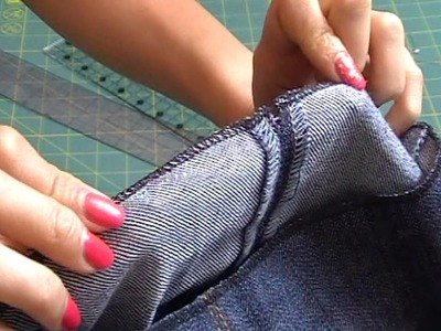 DIY: Repurposing Unworn Pants into Cute Shorts (Level: Easy)