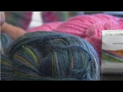 How to Knit : Measure Yarn