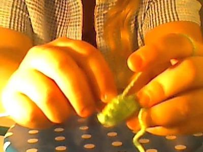 How to make a crochet cactus