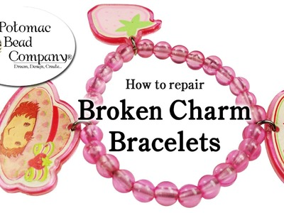 How to Repair Broken Charm Bracelets
