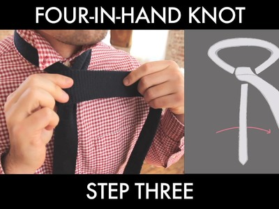 How To: Tie the Four-in-Hand Tie Knot