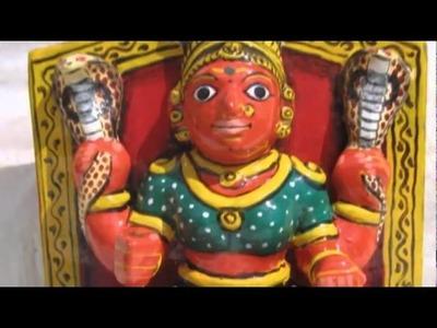 Kinnal Craft - An Indian wood craft
