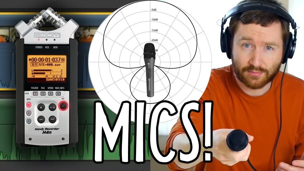 Microphones & Audio Syncing Tutorial : Indy News