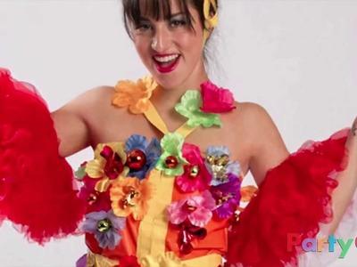 PartyCity DIY COSTUME Carmen Miranda
