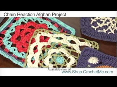 Preview Crochet Me's Workshop: The Chain Reaction Afghan Project Crochet-Along