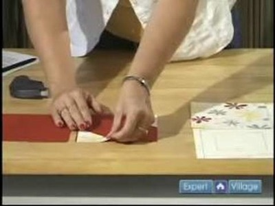 Scrapbooking for Beginners : How to Make a Scrapbook Page Background