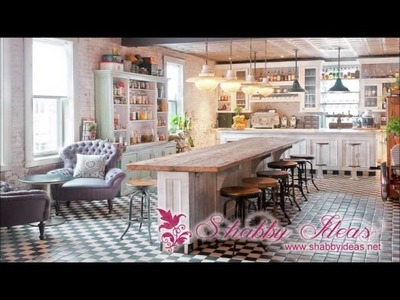 SHABBY IDEAS ! Decorating Tips,Interior Design,DIY Shabby Chic,Inspirations