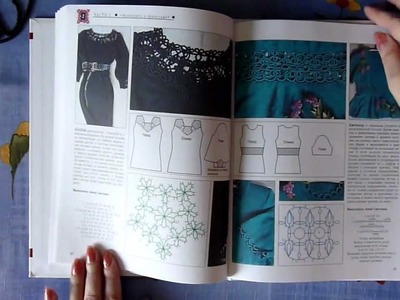 Tatting encyclopedia from www.duplet-crochet.com