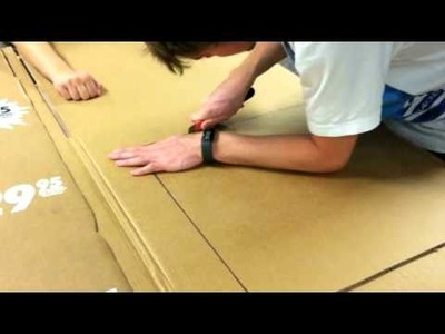 The Cardboard Chair Project