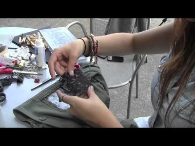 Vans Girls DIY: Create Your Mark