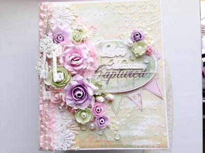*Wedding Mini Album- Lavish Laces GDT*