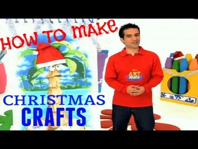 Art Attack - DIY Christmas Crafts - Disney India Official