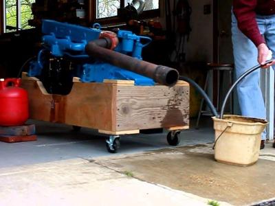 Chris Craft Hercules KLC Engine