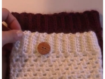 Crochet 102: How to Single Crochet Rib Stitch