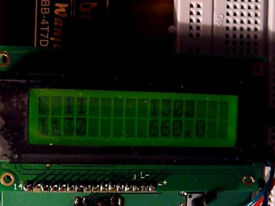 DIY Gamma Spectrometer (MCA) First Test
