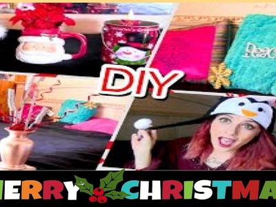 ❄DIY Holiday Room Decorations Easy And Affordable