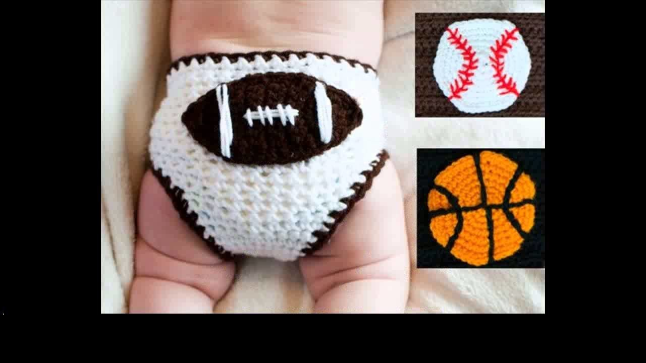 Free crochet diaper cover tutorial