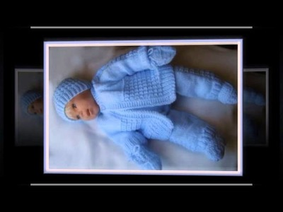 Hand Knitted baby Layette ,Christening,Pram sets , 8 ply
