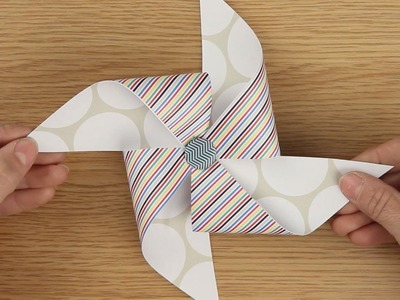 How To Make A Pinwheel | Craft Techniques