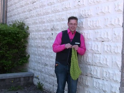 Mikey's Crochet Bloopers & Outtakes