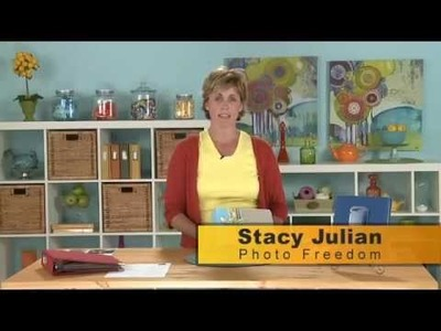 My Craft Channel: Stacy Julian - Theme Albums & Mini Books