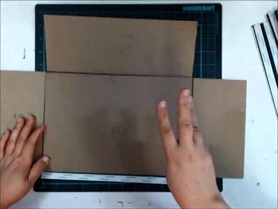 Scrapbooking Voyager Box Part 2