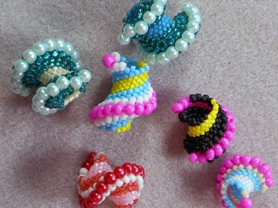 Cellini Stitched Beads