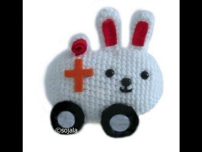 Crochet Along Make A Bunny