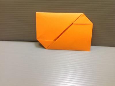 Daily Origami: 047 - Envelope
