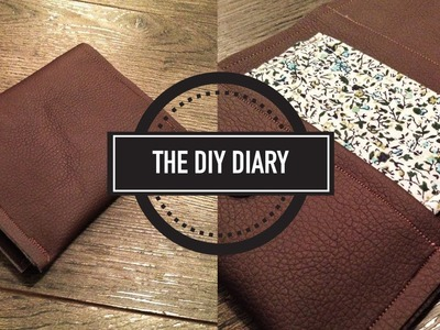 DIY: Leather Wallet