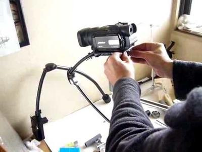 DIY video camera stabilizer#6